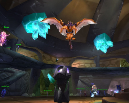 World of Warcraft - Bilder von 2008