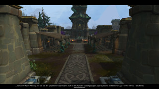 World of Warcraft - BfA Alpha