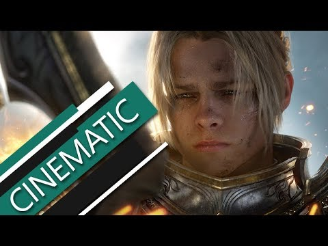 World of Warcraft: Battle for Azeroth Cinematic [Deutsch]