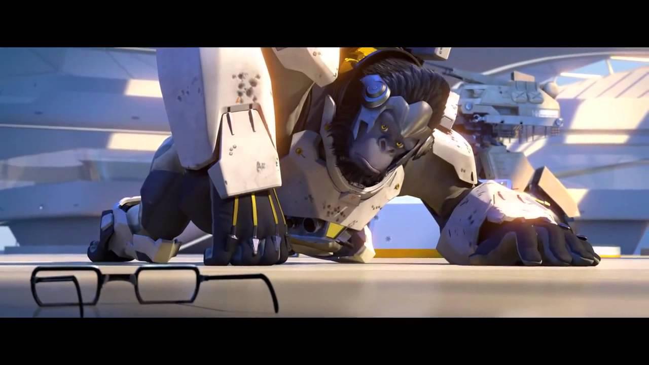 Overwatch Cinematic Trailer German Deutsch